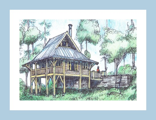 Asheville Cabin B