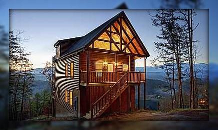 Beech Asheville Log Home Kit
